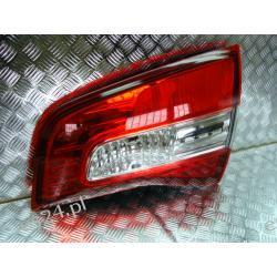 prawy tył w klape - Renault Koleos - oryginalna lampa