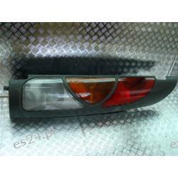 Renault Kangoo Prawa kompletna Lampa tył Pozostałe