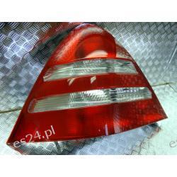 Mercedes SLK W170 lift lewa lampa tył
