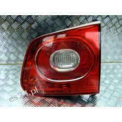 VW Tiguan Prawa kompletna lampa tył w klape