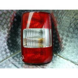 VW Caddy cała kompletna prawa lampa tył