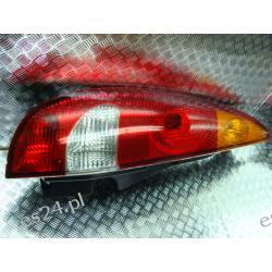 Nissan Almera Tino lewa lampa tył