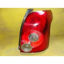 Toyota Avensis kombi prawy tył lampa
