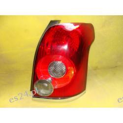 Toyota Avensis kombi prawa lampa tył KOMBI