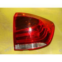 BMW E84 X1 prawa lampa tył kompletna