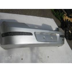 Opel Astra H HB zderzak tył tylni srebrny