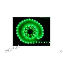 TAŚMA PASEK LISTWA LED RGB 150 SMD 5050 12v WODOODPORNA ELASTYCZNA SAMOPRZYLEPNA - CENA ZA 5 metrów