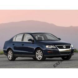 VW Passat B6 zestaw naprawczy reflektora LEWY