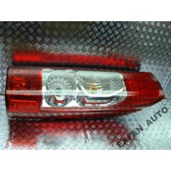 Fiat Ducato Jumper prawa kompletna lampa tył Pozostałe