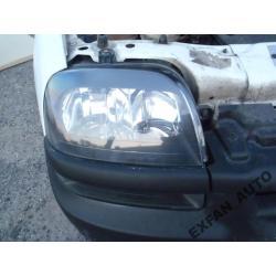 Fiat Doblo lampy - regeneracja reflektorów