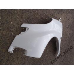 SMART FORTWO A451 lewy błotnik przód biały
