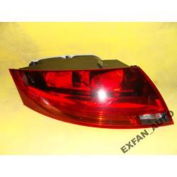 Audi TT kompletna cala lewa lampa tył Oryginał