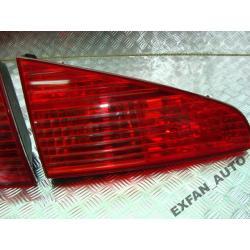 Peugeot 407 lewa lampa tył w klape ORYGINAŁ