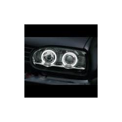 VW Golf 4 IV ringi białe