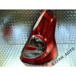 Dacia SANDERO prawa lampa tył jak nowa