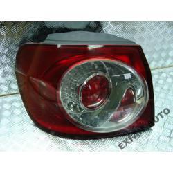 VW Golf V Plus lewa lampa tył