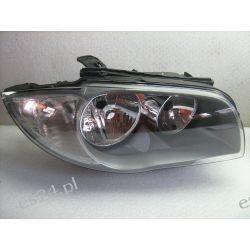 BMW1 E87 prawa lampa przód oryginał reflektor