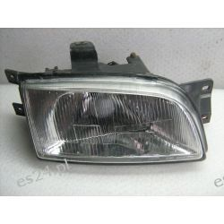 S-coupe prawa lampa przód reflektor oryginał