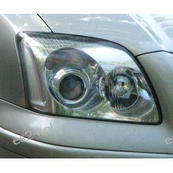 Toyota Avensis regeneracja lampy ksenon