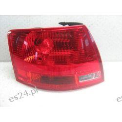 Audi A4 kombi avant lewa kompletna lampa tył