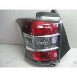 Toyota iq lewa cała oryginalna lamp tył