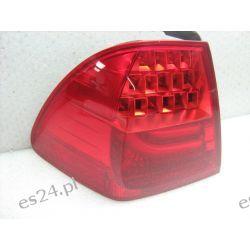 BMW seria: 3 e91 lewa lampa kombi LED cała Pozostałe