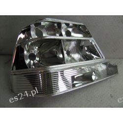 Metalizacja próżniowa - naprawa lampy s-klasa