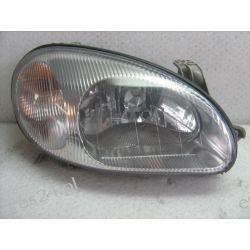 Daewoo Lanos prawa kompletna lampa przód
