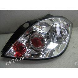 Opel Astra III 5D LED tuning JUNYAN prawa lampa tył