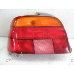 Bmw5 e39 lewa kompletna lampa tył sedan