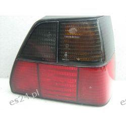 VW Golf II prawa lampa tył ciemna Hella