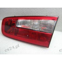Renault Laguna II prawa lampa w klape Lampy tylne