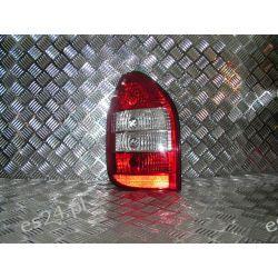 Opel Zafira A lewa lampa tył oryginał Lampy tylne