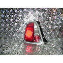 Fiat 500 lewa lampa tył oryginał