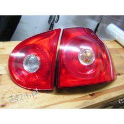 VW Golf V prawy tył lampy oryginał komplet