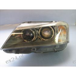 BMW X3 F25 lewa lampa bi-xenon ksenon oryginał