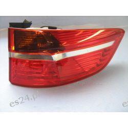 BMW X6 prawa lampa tył kompletna