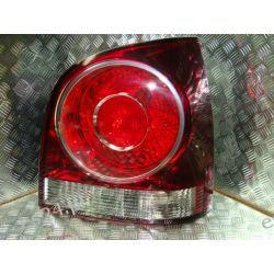 VW Polo prawa lampa tył kompletna 2005-