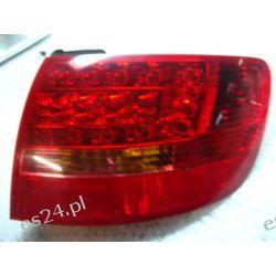 Audi A6 avant prawa lampa tył kombi LED
