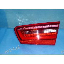 Audi A6 sedan 2011 prawa lampa w klapę Oryginał