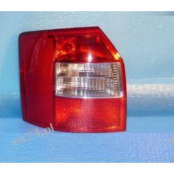 Audi A4 kombi lewa kompletna lampa Oryginał