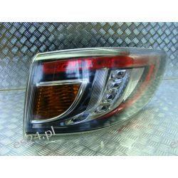 Mazda6 prawa lampa tył kombi LED