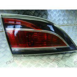 Mazda VI lewa lampa w klape LED przeciwmgielna