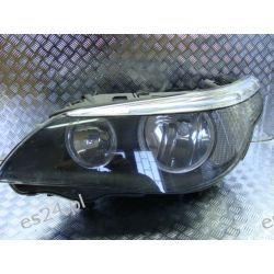 BMW5 e60 lewa lampa oryginał zwykła