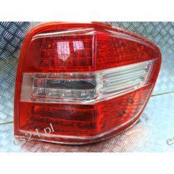 Mercedes ML prawa lampa tył LED cała