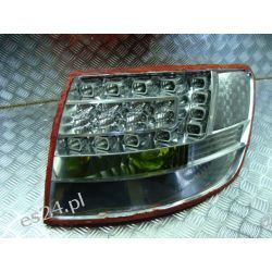 Audi A6 avant kombi LED naprawa lampy ledów
