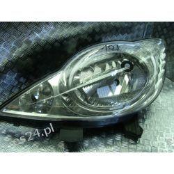 Peugeot 107 lewa lampa przód reflektor