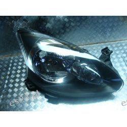 Toyota Aygo prawa lampa + silniczek