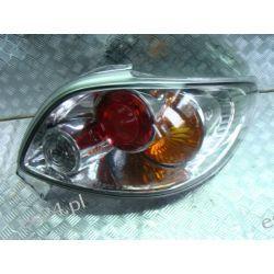 Peugeot 206 tuning lexus prawa lampa tył