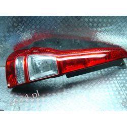 Honda crv lewa lampa uszkodzony klosz